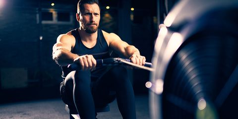 These 8 Rowing Machine Workouts Will Build Muscle and ...
