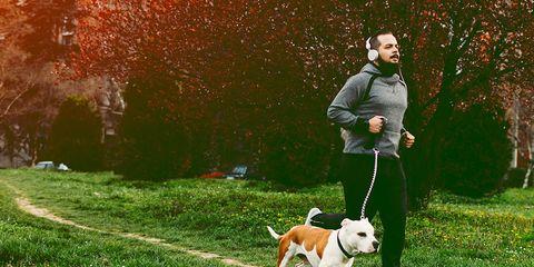 running outside vs treadmill