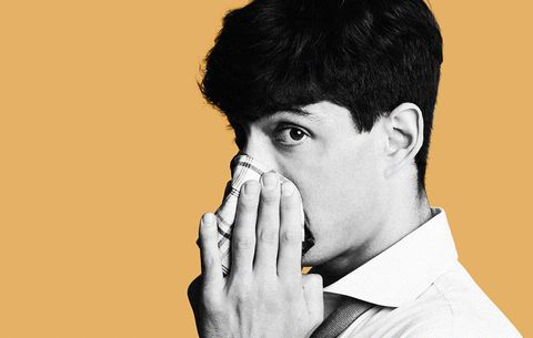 Runny Nose When Pooping | Men's Health