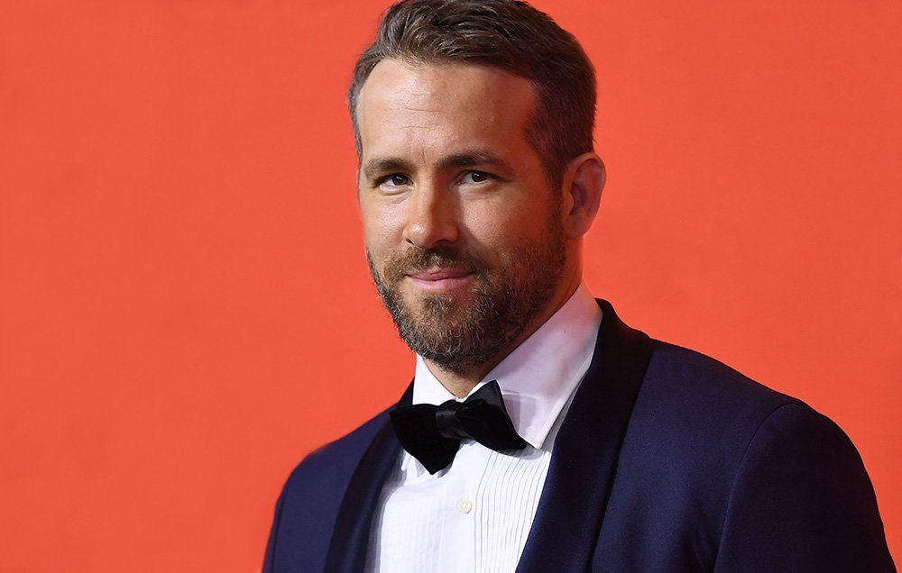 Ryan Reynolds Cites His Penis As Reason For Awful 90s Haircut