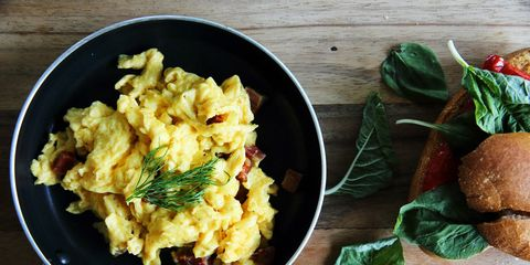 how to cook scrambled eggs