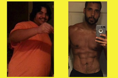 6 Overweight Guys Who Lost 70+ Pounds and Got Ripped Tell You How