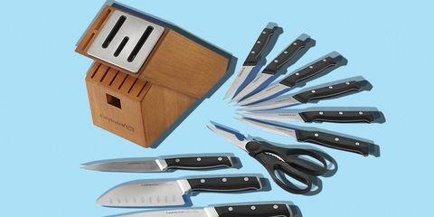 Calphalon Classic Self-Sharpening Cutlery Knife Block Set