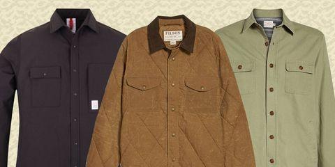 best shirt jackets