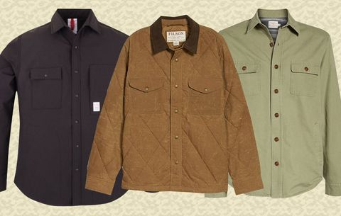 a2ff4a30f6 10 Stylish Shirt Jackets You ll Want to Wear All Winter