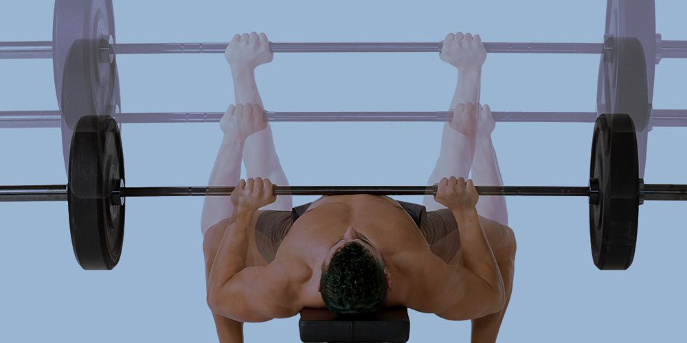 How To Prevent Shoulder Pain From Bench Pressing Men S Health