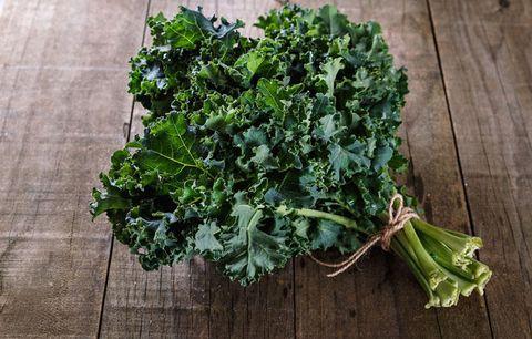 superfoods kale