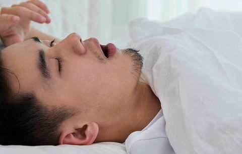 7 Symptoms of Sleep Apnea - What Is Sleep Apnea   Men's Health