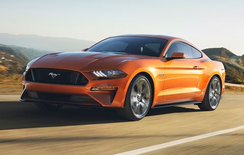 2018 Ford Mustang GT: First Drive and Review | Men's Health