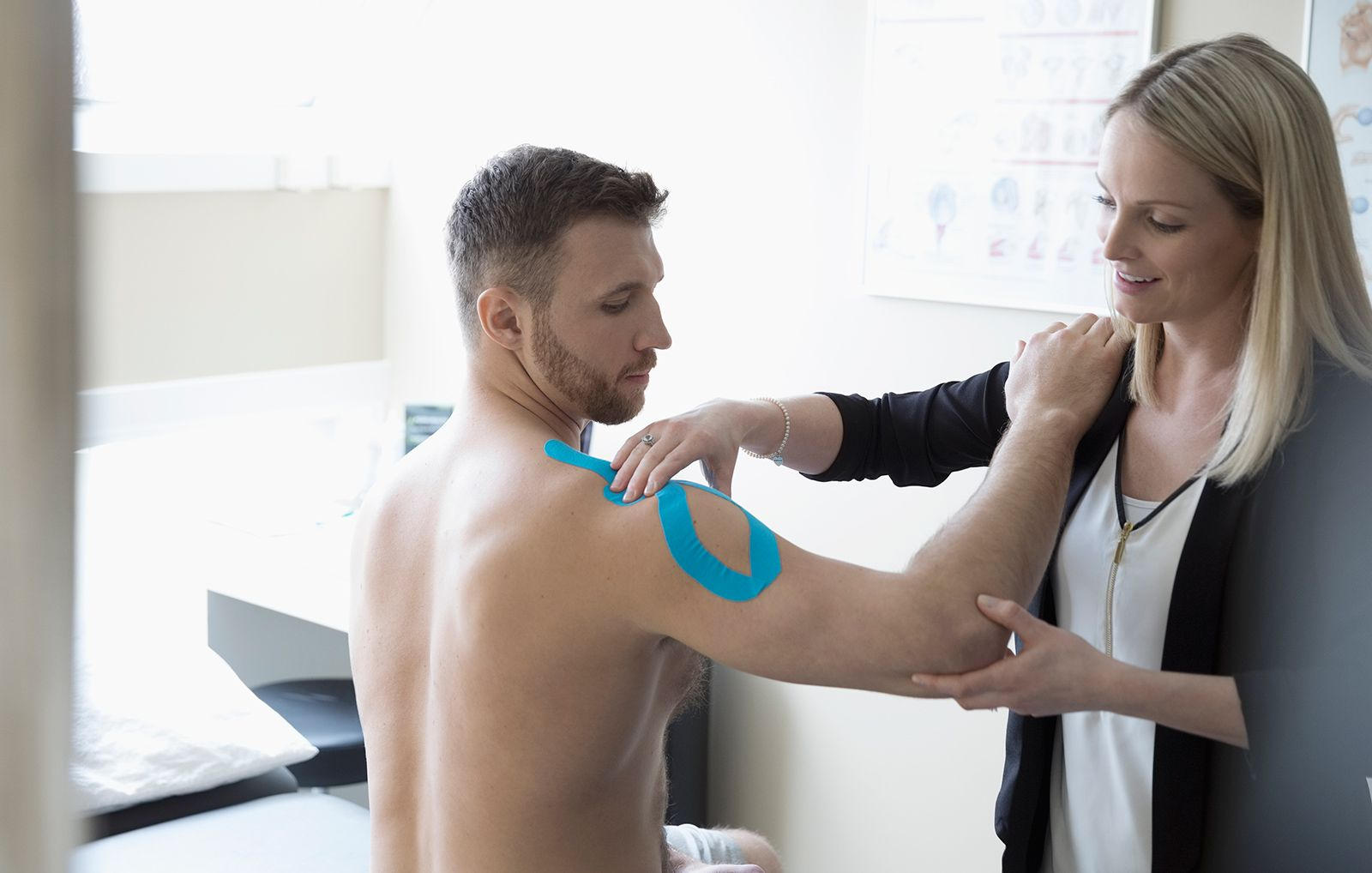 What is Kinesiology Tape — And Does It Work?