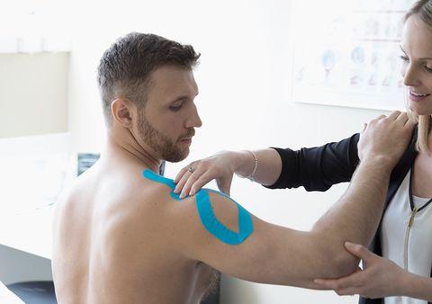 you have shoulder pain