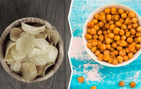 12 Easy Foods Swaps That Will Help You Lose Weight​