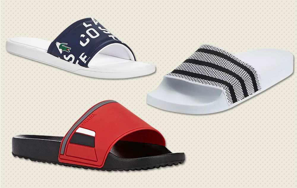 92f369c50207e9 Slides Are Officially the Only Sandals Men Can Wear On the Street ...