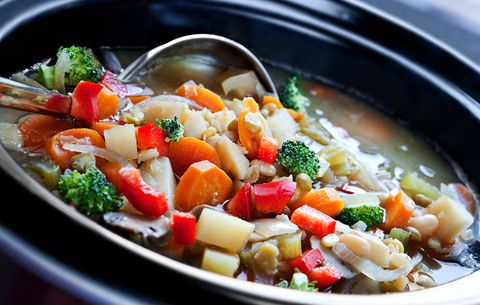 6 Delicious Slow Cooker Meals That Will Build Muscle Fast