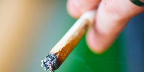 smoking pot not easing pain