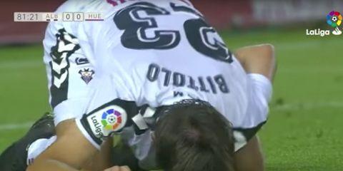 soccer star injury