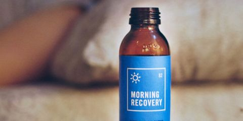morning recovery drink