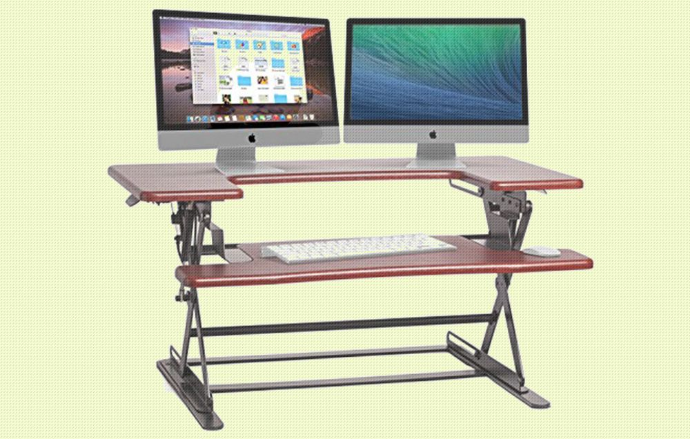 Daily Deal: Save Your Posture With This Discounted Standing Desk