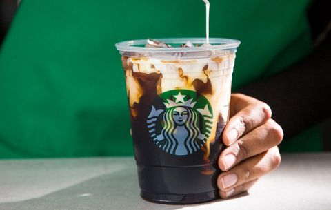 starbucks mixup caused man to poop a lot