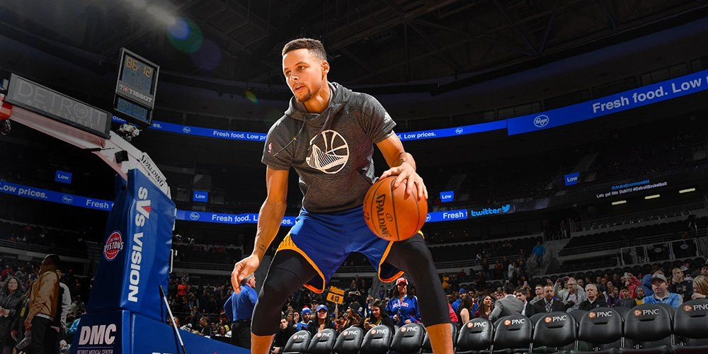 Steph Curry's Trainer Shares the 3 Brain-Training Secrets to NBA Success | Men's Health