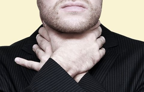 How to Save Yourself From Choking | Men's Health
