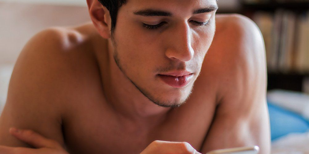 Why You Should Stop Watching Porn On Your Cell Phone  Men -7754