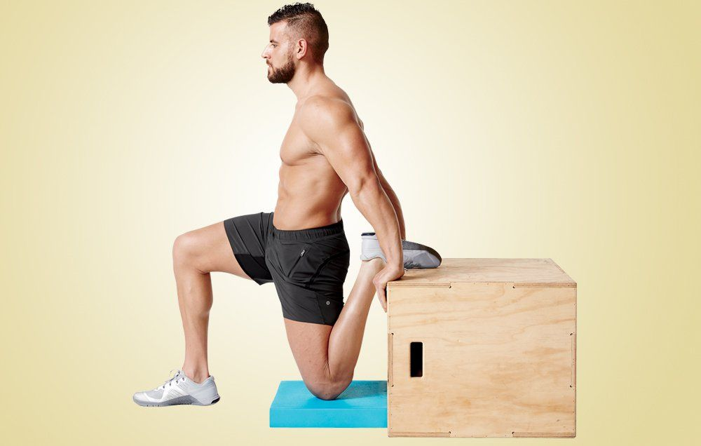 This Man Stretched 10 Minutes a Day For a Month. Here's What Happened