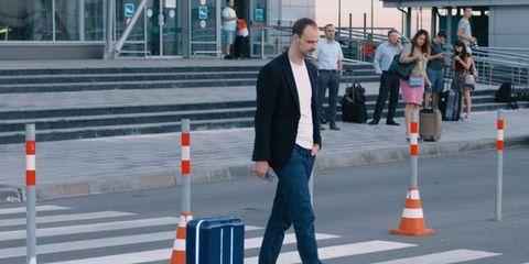 Travelmate suitcase