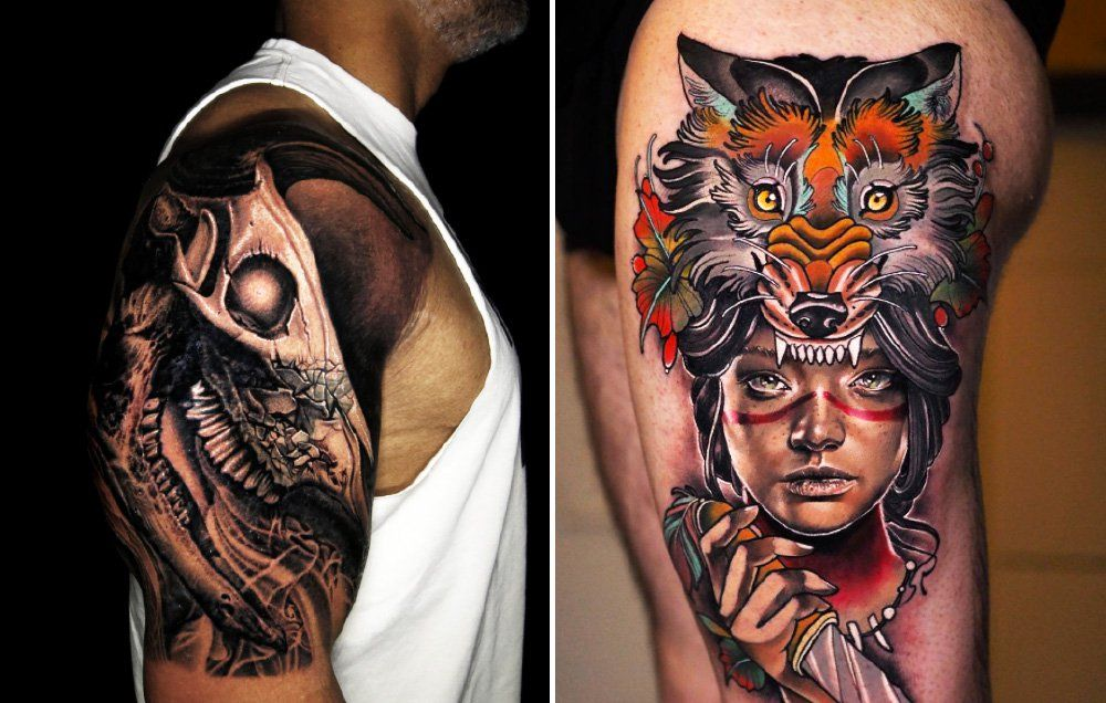 Tattoo artists you should follow on instagram men s health