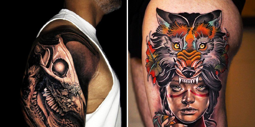7 Tattoo Artists You Should Follow On Instagram Men S Health Посмотрите больше идей на темы «татуировки, тату palm tattoos always cause controversy among tattooists and clients. 7 tattoo artists you should follow on