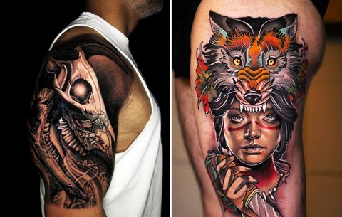 7 Tattoo Artists You Should Follow on Instagram | Men\'s Health