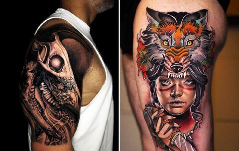 43dc797b5 7 Tattoo Artists You Should Follow on Instagram | Men's Health