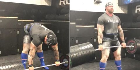 the mountain deadlifts 970 pounds