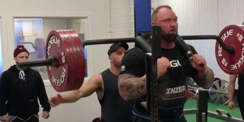 mountain squat 600 pounds
