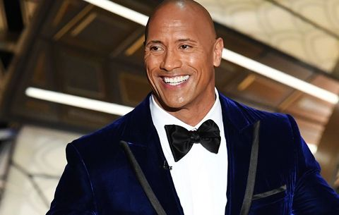 The Rock Deals With Sadness By Working Out