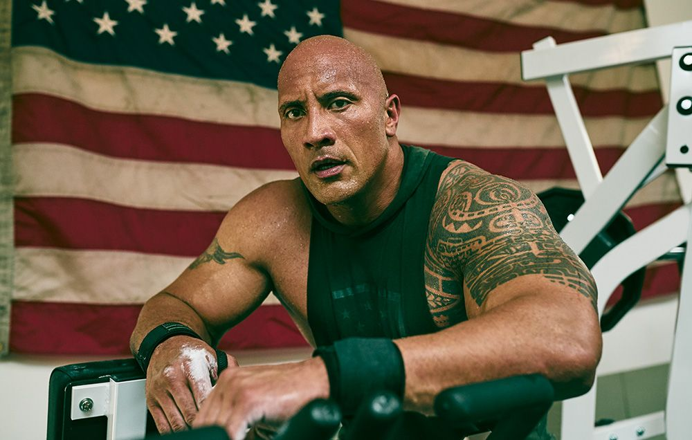 The Rock's Latest Collection With Under Armour Has Finally Arrived