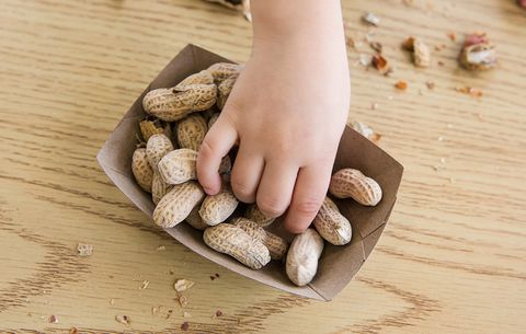 More kids have nut allergies than ever