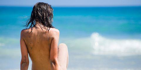 nudist resort