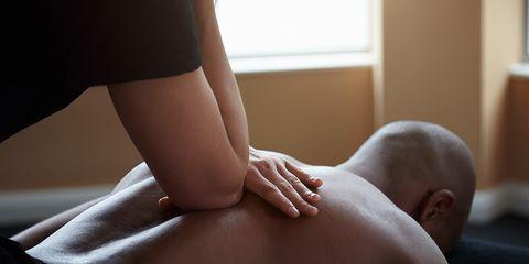 Rubz hand and foot massage ball