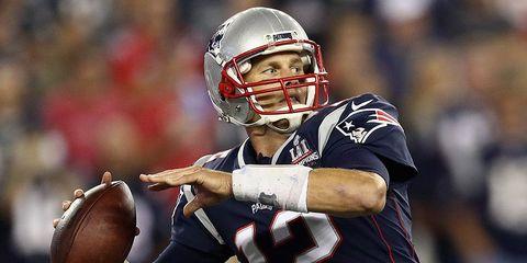 Tom Brady's killer workout