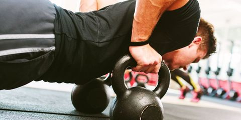 total body workouts with one piece of equipment