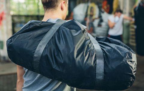 17-Minute Sandbag AMRAP Workout