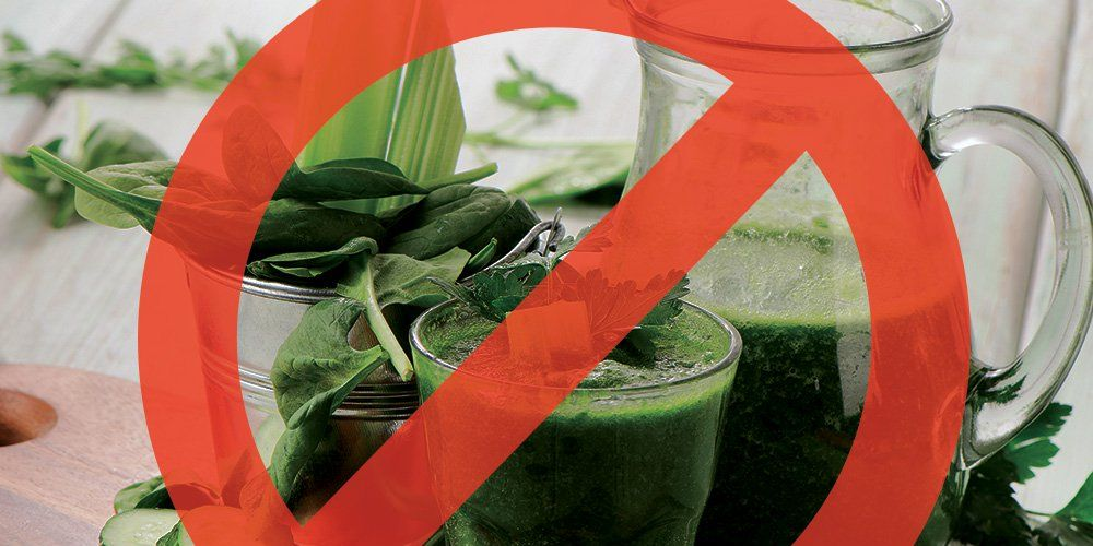 5 Trendy Health Foods That Aren't Really Healthy