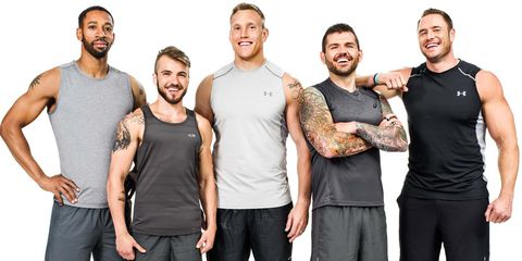 Ultimate Men's Health Guy Final Five