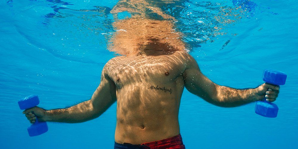 Underwater Strength Training: Serious Workout Or Dumb
