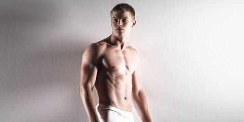 underwear for muscular legs