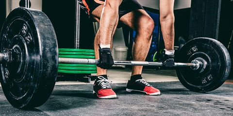 heavy lifting gym haitus