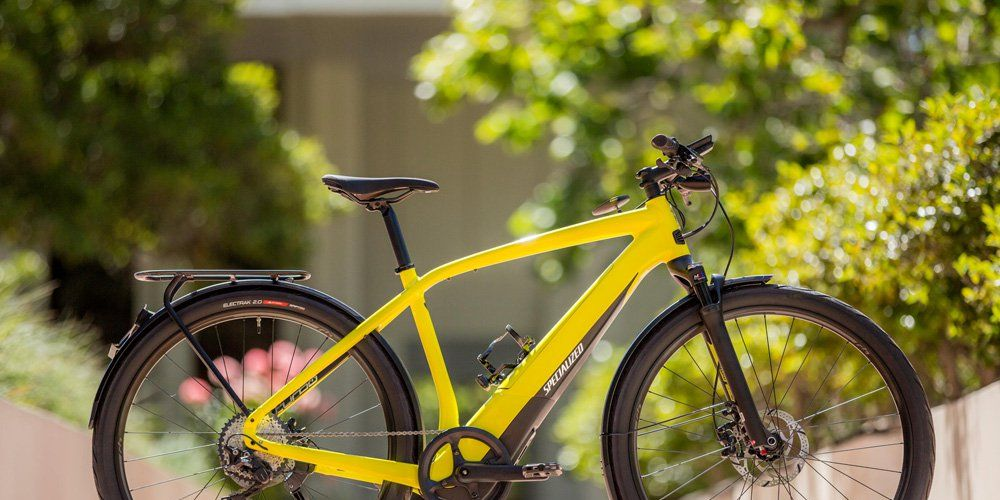 I Rode the New Specialized Turbo Vado E-Bike, and Now I Can Never Go Back to a Normal Bike