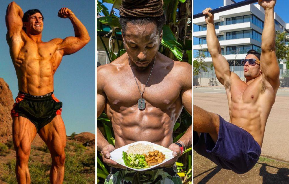 what does a bodybuilders vegan diet look like?