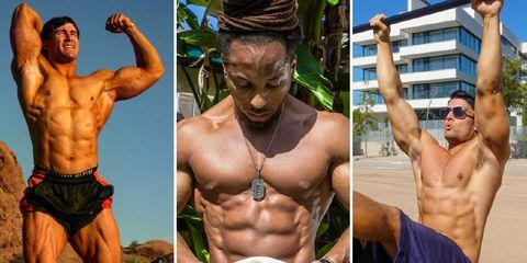 vegan bodybuilders instagram